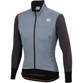 Sportful Fiandre Strato Wind Jacket Men cement/anthracite